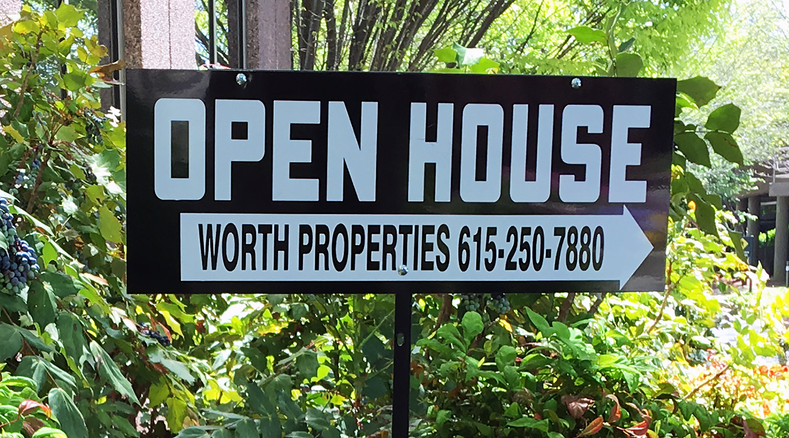 Nashville Open Houses