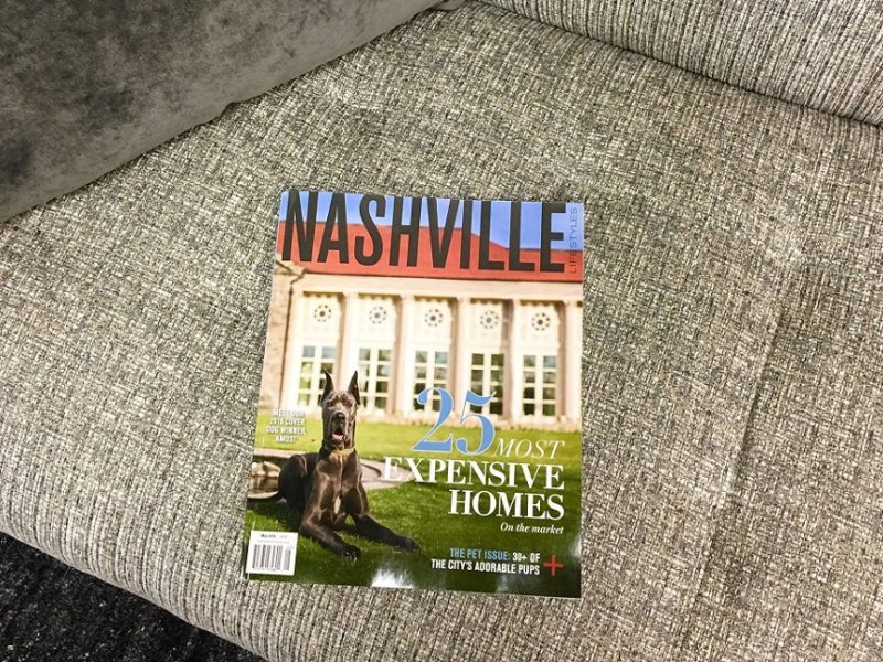 Nashville Lifestyles Magazine's 25 Most Expensive Homes Issue
