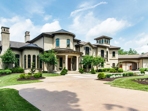 Number 5: 1816 Pace Haven, $8,100,000